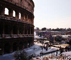 Roma_Colosseo Anfiteatro Flavio