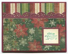 Handmade Christmas Cards only $2.50 each!!!