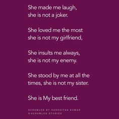 Sassy Friendship Quotes Bff Girls 41 Ideas For 2020 Friend Quotes For Girls, Besties Quotes, Sassy Quotes, Best Friend Quotes, True Quotes, Words Quotes, Funny Quotes, Bffs, Forever Quotes