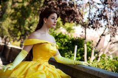 Disney Princess Belle 4 by BelleEtoile.deviantart.com on @deviantART