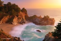 """""""McWay Falls"""" by Jarrod Castaing"""