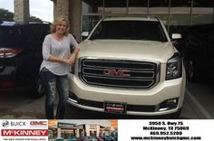 #HappyBirthday to Stephanie from Brett Stein at McKinney Buick GMC!  https://deliverymaxx.com/DealerReviews.aspx?DealerCode=ZAKC  #HappyBirthday #McKinneyBuickGMC