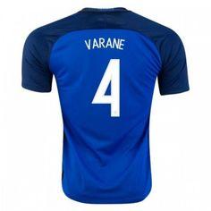 Nike Raphael Varane France Home Jersey 2016 France Football Shirt, France Soccer Jersey, Jersey France, Football Shirts, France World Cup 2018, France 2016, Jersey Shirt, T Shirt, Soccer Uniforms