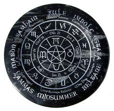 Viejo mundo Pagan rueda del año-totalmente por WitchsCupboard