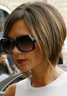 Victoria Beckham Bob Hair Images