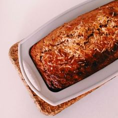 Pear and Raspberry paleo bread