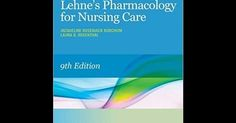 Download PDF Ebok Lehne's Pharmacology for Nursing Care 9th Edition. The authors use visual aids such as charts and tables to present data. http://medinadine.blogspot.com/2016/05/lehnes-pharmacology-for-nursing-care.html #welove2promote #digitalproducts #software #makemoneyonline #workfromhome #ebooks #arts #entertainment #bettingsystems #business #investing #computers #internet #cooking #food #wine #ebusiness #emarketing #education #employment #jobs #fiction #games #greenproducts #health…