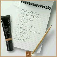 CC Cream e seus benefícios ,cobertura natural indicado para pele madura pois ameniza as linhas de expressão e no verão protege todos o tipos de pele com fps 15