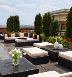 urban roof decks - Google Search