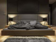 Przepyszna sypialnia
