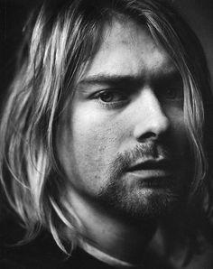 Kurt Cobain by Mark Seliger