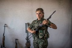 A Dream of Secular Utopia in ISIS' Backyard - The New York Times