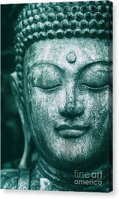 Buddha Canvas Print featuring the photograph Jade Buddha by Tim Gainey Buddha Canvas, Buddha Art, Gautama Buddha, Canvas Art, Canvas Prints, Canvas Material, Buddhism, Fine Art America, Jade