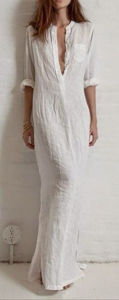 98850369973 Gauze Swim Coverup ~Maxi cotton dress with soft feeling. Let s toast to it!