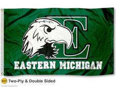 Eastern Michigan Football Logo   Eastern Michigan University
