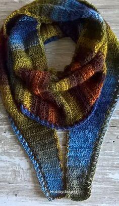 Baktus sjaal haken