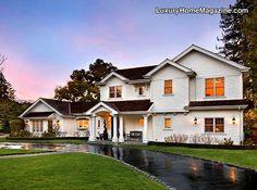 Luxury Home Magazine #SiliconValley | #SanFrancisco | #Napa Valley #luxury #homes #realestate #california