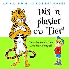Dis 'n plesier, ou Tier is 'n storie CD met rym-stories!