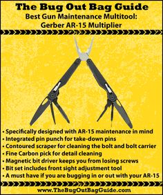Find the best #multitool for any situation #backpacking #survival #EDC