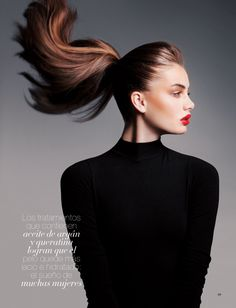 Elsa Canedo | Hair Styling Portfolios | BEAUTY ...healthy & shiny