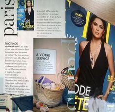 @Allo_Marcel dans les bons plans Paris du magazine Elle. Merci @ELLEfrance @camillegirette Salma Hayek, Marcel, Bon Plan Paris, Artisans, Bons Plans, Magazine, Twitter, Fashion Styles, Magazines