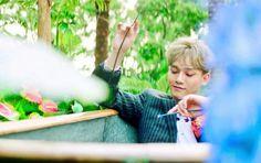 EXO Chen #KoKoBop #TheWar Baekhyun, Exo Kokobop, Chanbaek, Park Chanyeol, Exo Teaser, J Pop Bands, Ko Ko Bop, R&b Artists, Xiuchen