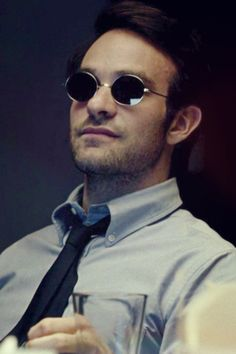 Name's Matt Murdock. I'm a defense attorney in Hell's Kitchen, and my partner, Foggy, and I own a law firm called Nelson and Murdock. We're happy to take the case of anyone in need.