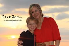 How do you encourage your son to navigate the warring messages of this world?