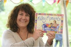 Milky Moments selected as one of the 9 most loved children's books alongside Winnie the Pooh, The Lion, The Witch and the Wardrobe