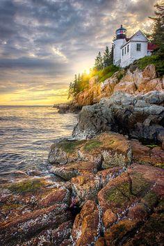 Bass Harbor Head Lighthouse, Tremont, Maine
