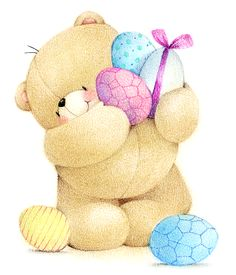 #foreverfriends #teddy #easter