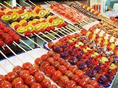 фрукты в карамели на палочке: 9 тыс изображений найдено в Яндекс.Картинках