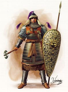 Byzantine heavy horseman