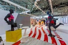 Sportiv' concept store #modecity2016 ©eurovet