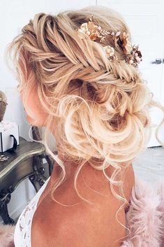 Best Wedding Hairstyle Trends 2017 ❤ See more…