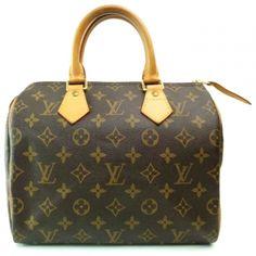 Louis Vuitton Speedy 25 Monogram Damier Bag - Satchel $599