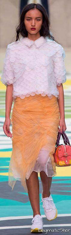 Burberry Prorsum Spring Summer 2015 Ready-To-Wear