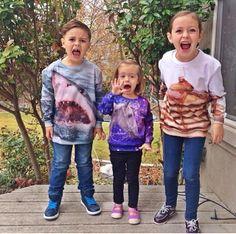 Beloved Kids Sweatshirts by Beloved Shirts :)