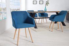 Reduzierte Designer Stühle - Retro Home Decor
