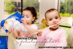 What child doesn't LOVE to cook. Lifestyle Photography in your home. These little cherubs were photographed as part of a Family cookbook we did. BRISBANE http://www.katrinachrist.com.au/