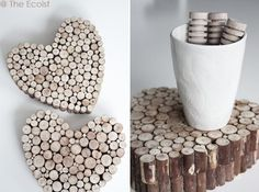 #Cuore di #legno