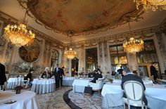 Here, mapped out, are the French restaurants with three Michelin stars. Putting aside the question of the Guide's relevance and accuracy, a look at the establishments with the organization's highest ranking can be fascinating. Of the twenty-five in the category, some are considered among the best in the world, while others have been criticized for letting the pomp overshadow the food; some are destination restaurants in classic Michelin fashion (L'Arnsbourg, Gilles Goujon).