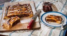 Πίτα με αρνίσιο κιμά