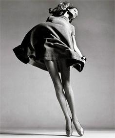 Richard Avedon - Vogue.it | Veruschka, 1967