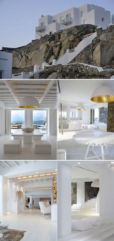 Architectural Photos: Mykonos Island Hotel in Greece