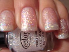 Chloe's Nails: 2010 Color Club Holiday Collection - Snowflakes