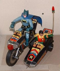I really want a side car.  I can be batman and Jean can be Robin.  Oh the fun we could have.