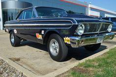 1965 Ford #Falcon at Summit Racing Tallmadge