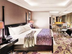 Luxury Hotel Indonesia Kempinski, Jakarta | designrulz.com
