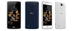 """awesome LG lanza el LG K8 en Europa; pantalla de 5"""", procesador de cuatro núcleos y Android 6.0"""